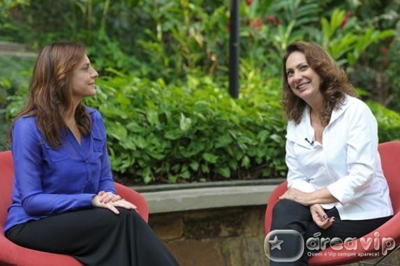 Eliane Giardini dá entrevista ao 'Almanaque'