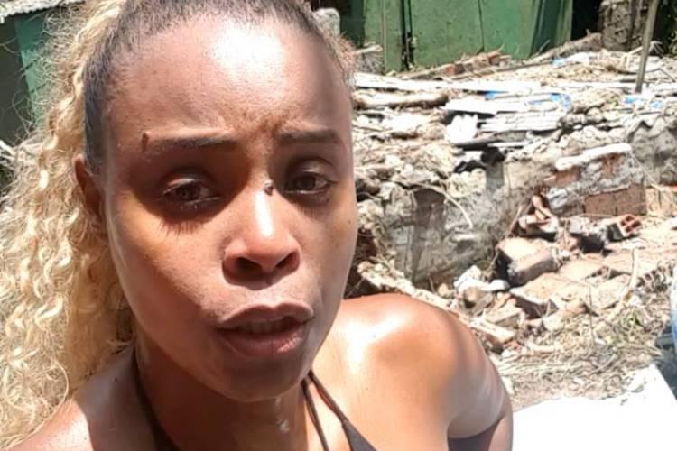 'Pode acontecer uma catástrofe', alerta Roberta Rodrigues sobre os riscos de novos deslizamentos no Vidigal