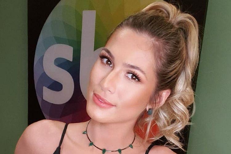 SBT reage após entrevista bombástica de Lívia Andrade falando sobre sua saída do canal