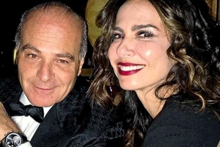 Após ser chamada de garota de programa por Kajuru, Luciana Gimenez recebe o apoio do ex-marido, Marcelo de Carvalho