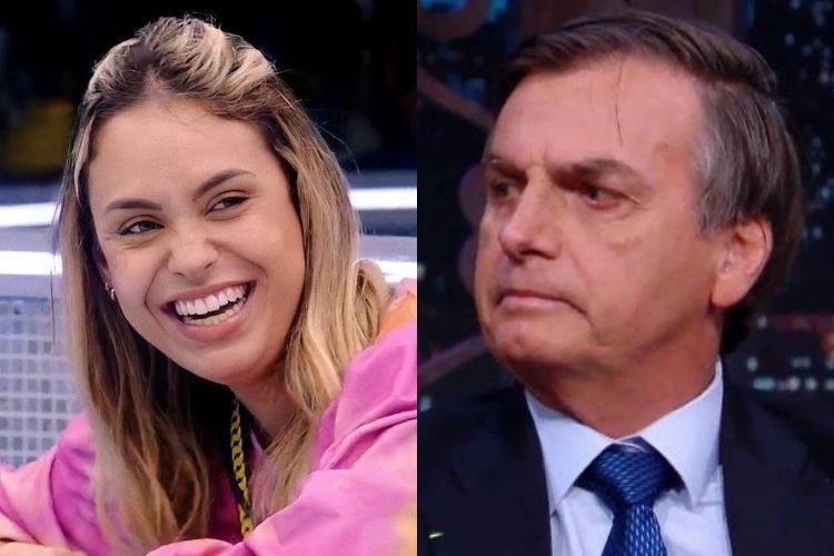 Sarah se explica sobre polêmica ao afirmar que gosta de Jair Bolsonaro