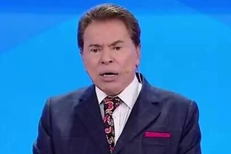 """Silvio Santos cobra dívida de Nelson Rubens: """"Quero o dinheiro que ele me deve"""""""