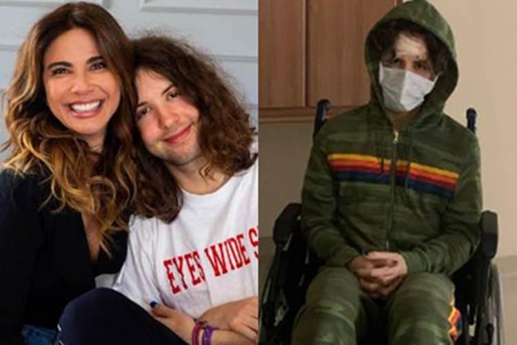 Filho de Luciana Gimenez passa por cirurgia e assusta fãs