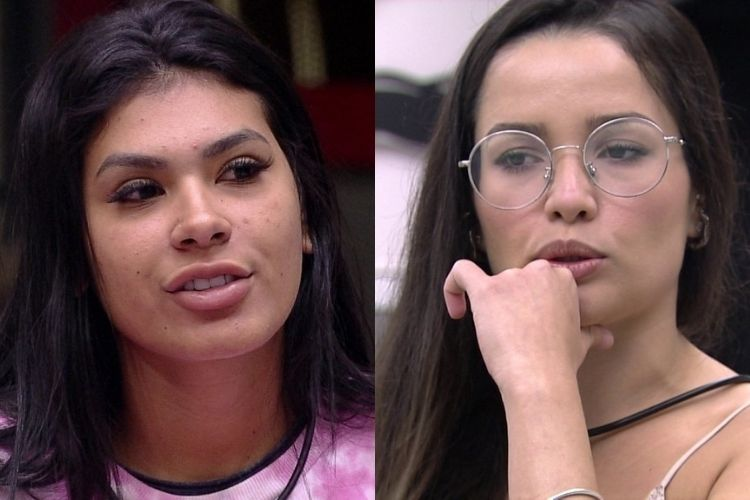 Pocah e Juliette - Reprodução: TV Globo